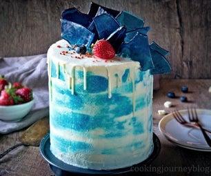香草蛋糕食谱(生日蛋糕)