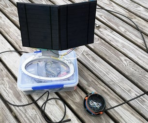 Solar-powered IoT Ultrasonic Oil Tank Monitor by Steve M. Potter