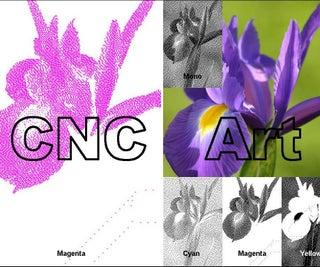 CNC Line Art
