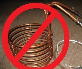Free and Simple Wort Chiller!