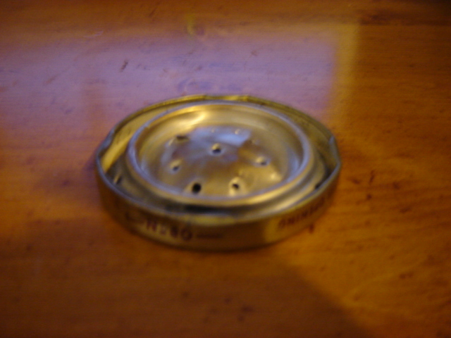 Super Thin Alcohol fueled stove