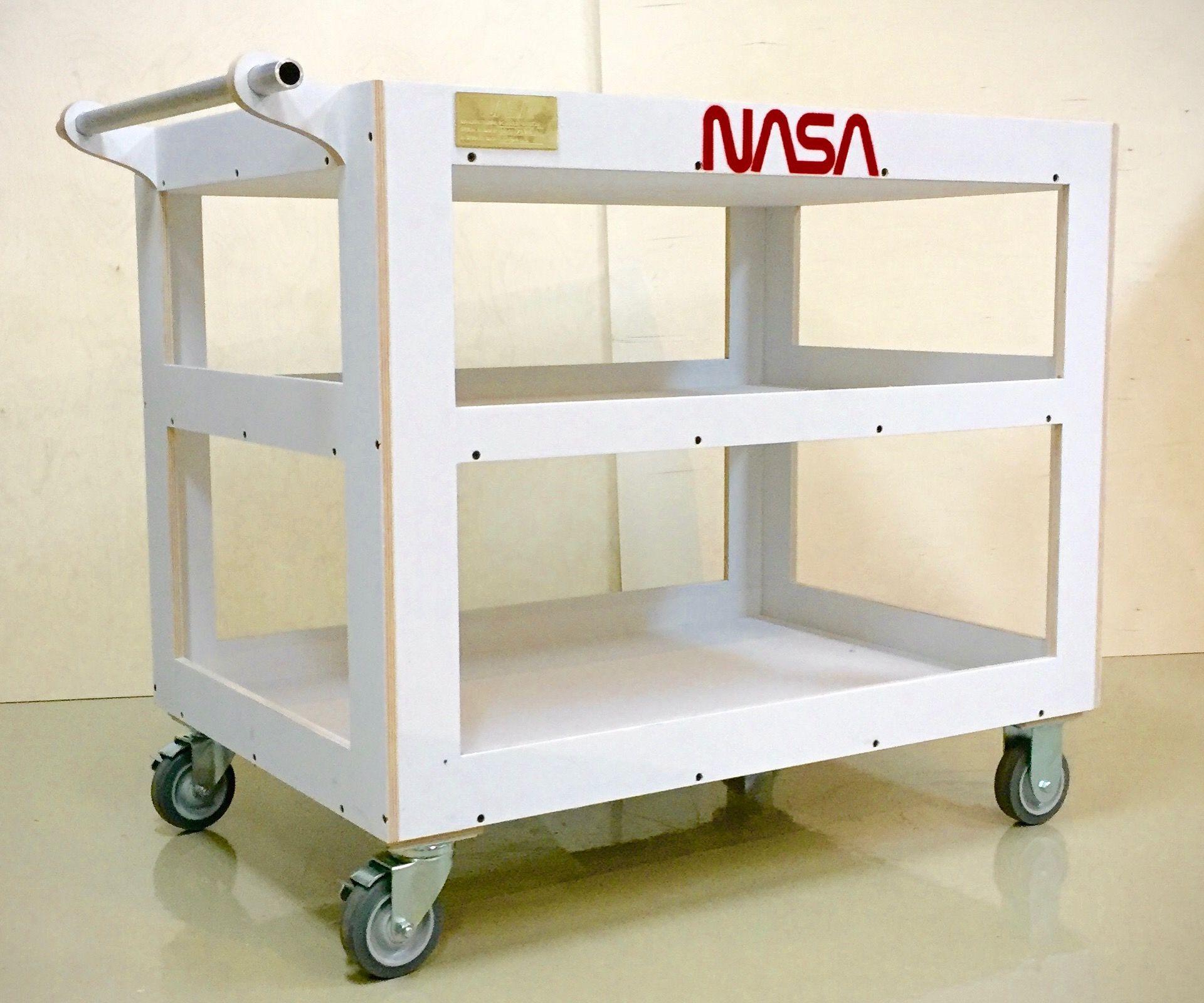 Simple NASA Utility Cart