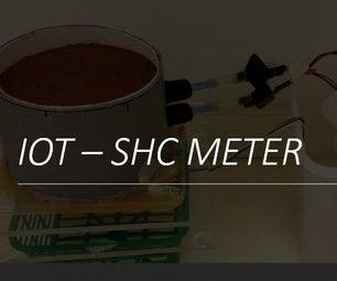 用ESP32测量土壤水力特性