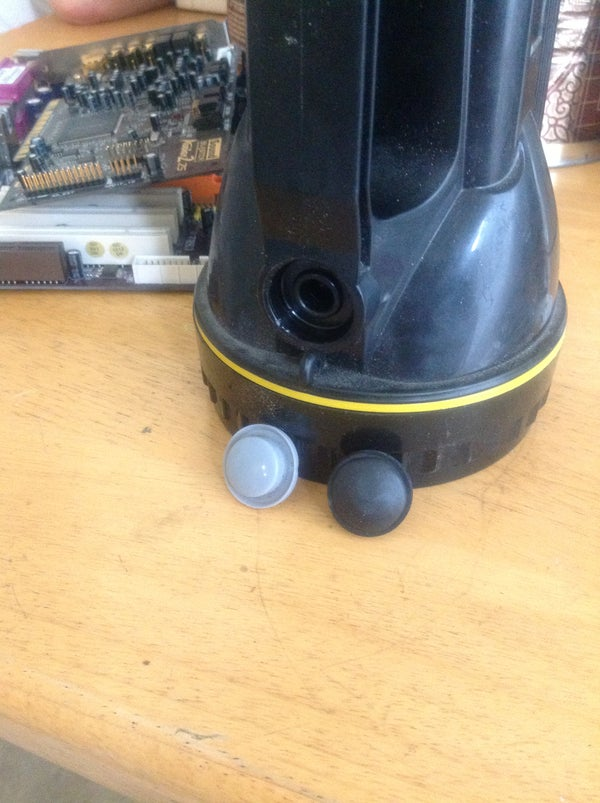 Rubber Button Replacement