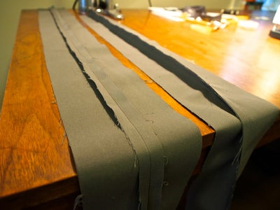 Medium Cushion: Zipper