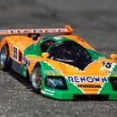Mazda 787B 3D Printed RC Car