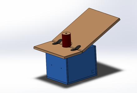 Simple Spindle Sander