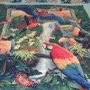 9square bird quilt