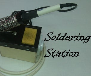 How to Make Soldering Station