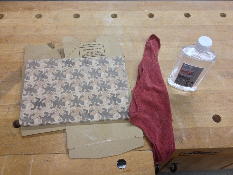 Hand-Finishing & Sealing the Piece