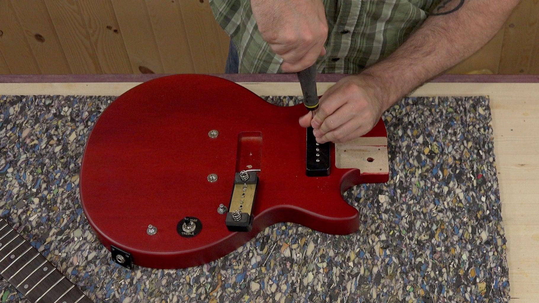 Gut the Sacrificial Guitar