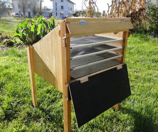 Solar Dryer Box