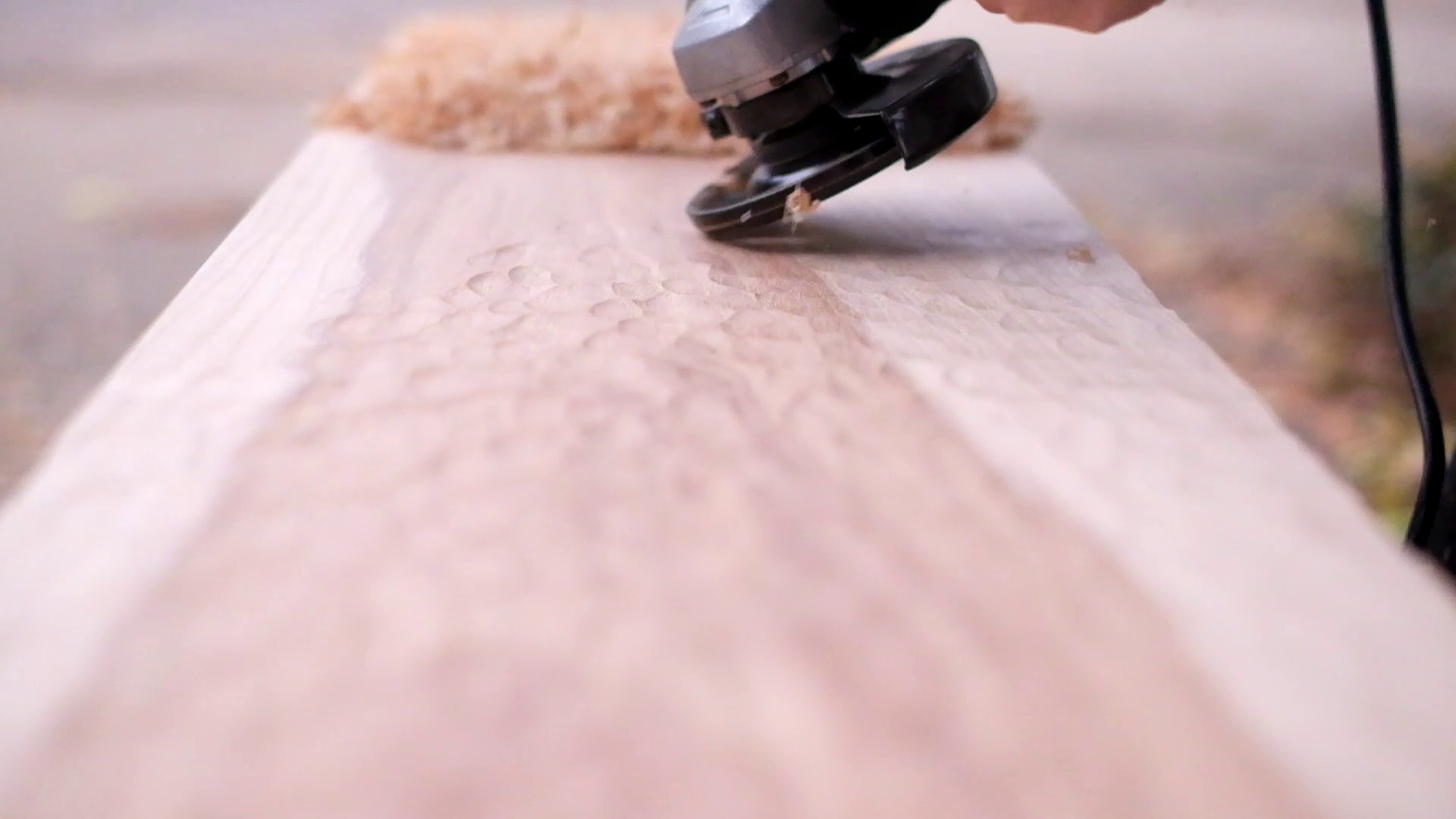 Power Carving!