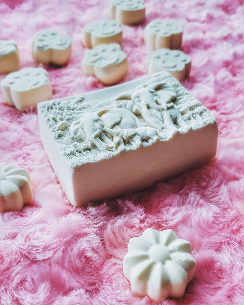 Homemade Soaps Are Ready to Use After 4 Weeks.