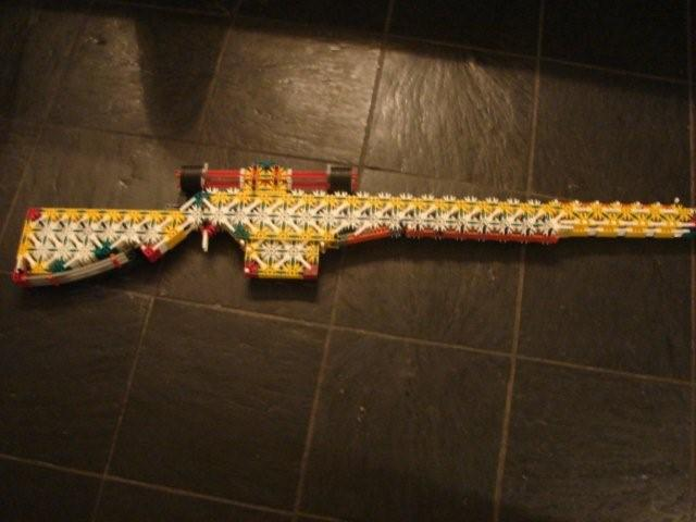 the knex m21 and l96