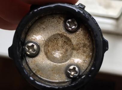 Water Input Filter