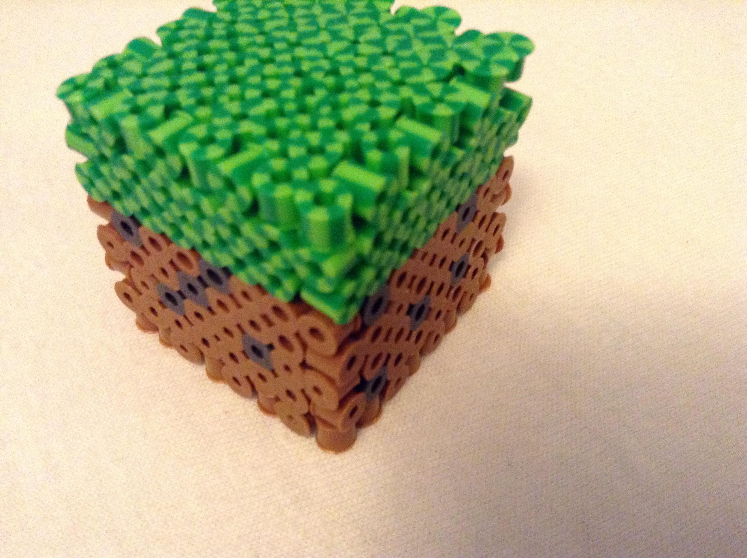 Minecraft Dirt Block