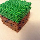 Minecraft Dirt Block