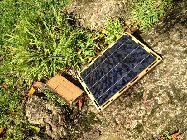 Assembling a BootstrapSolar Chi-qoo Solar Battery Charger Kit
