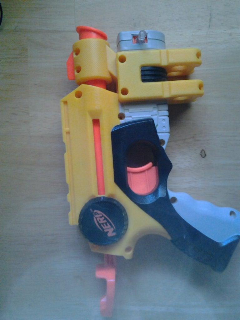 Nerf Gun Upgrade