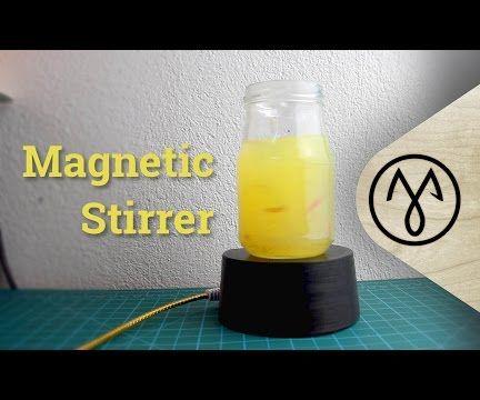 USB Magnetic Stirrer