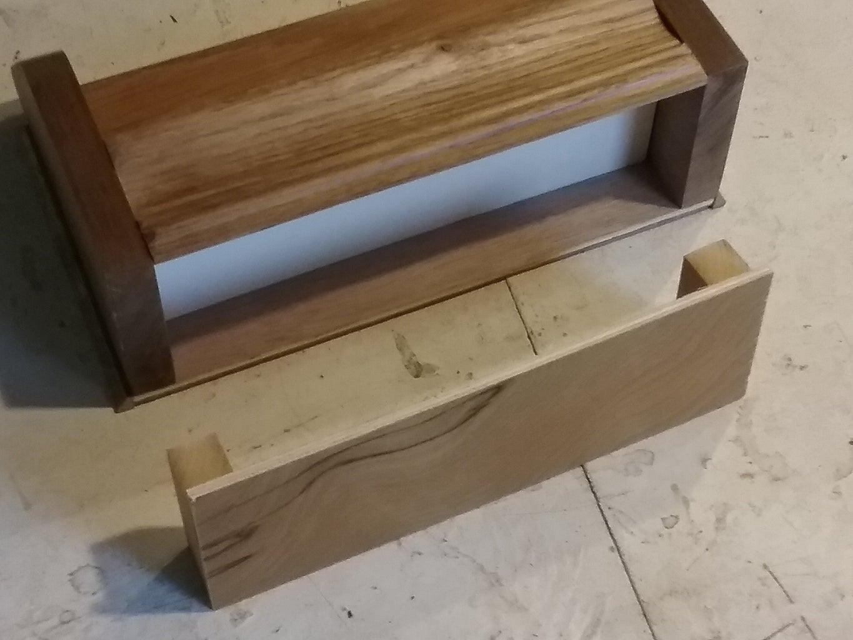 Build Secret Compartment
