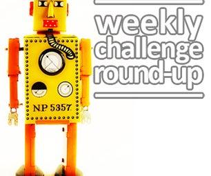 Weekly Challenge Roundup: December 12, 2011