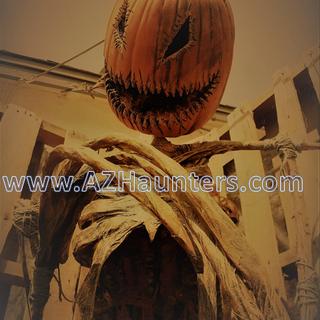How to Make a Pumpkin Sentinel