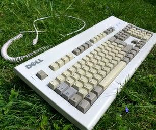 Clean an Old Mechanical Keyboard