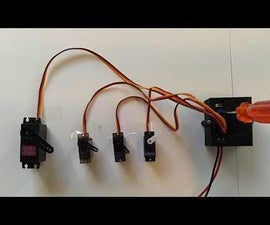 Two-Mode Servo Tester