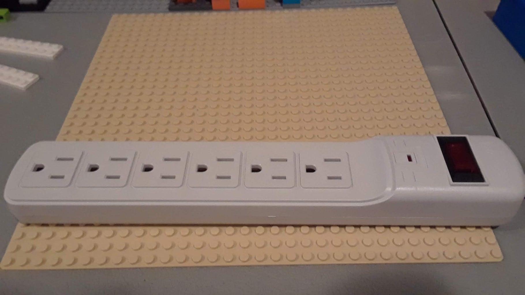 Part 1: Power Strip.