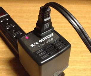 Compact R/C Outlet