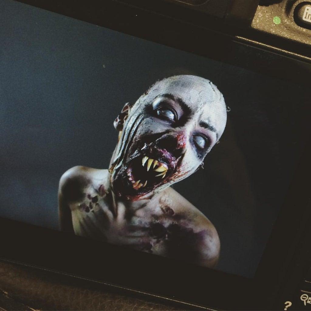 Until Dawn - Wendigo SFX Makeup Tutorial