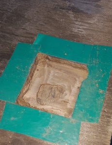 Router Out a Spot for the Wood.