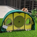 Hobbit Hole Cat House