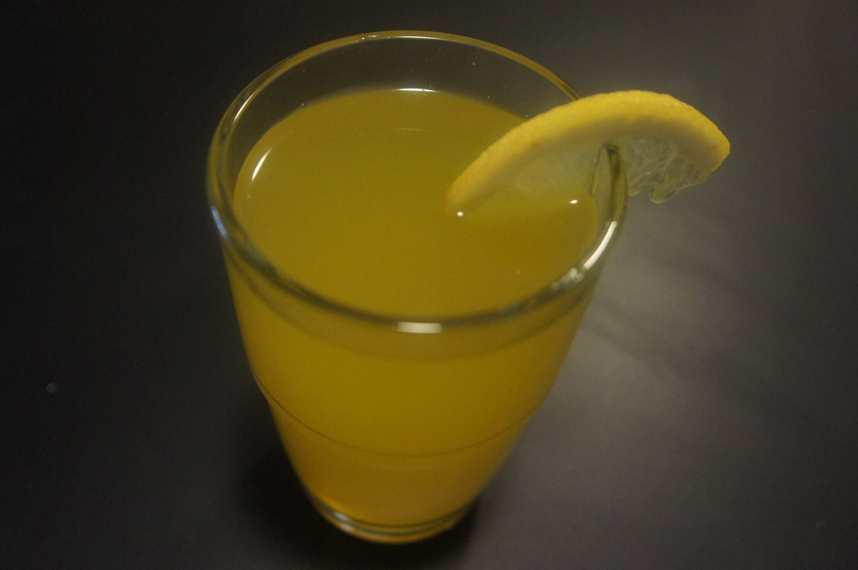 Golden Remedy 1 - Turmeric Tea