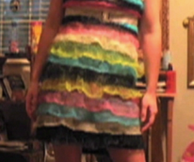 Poof Dress How-To