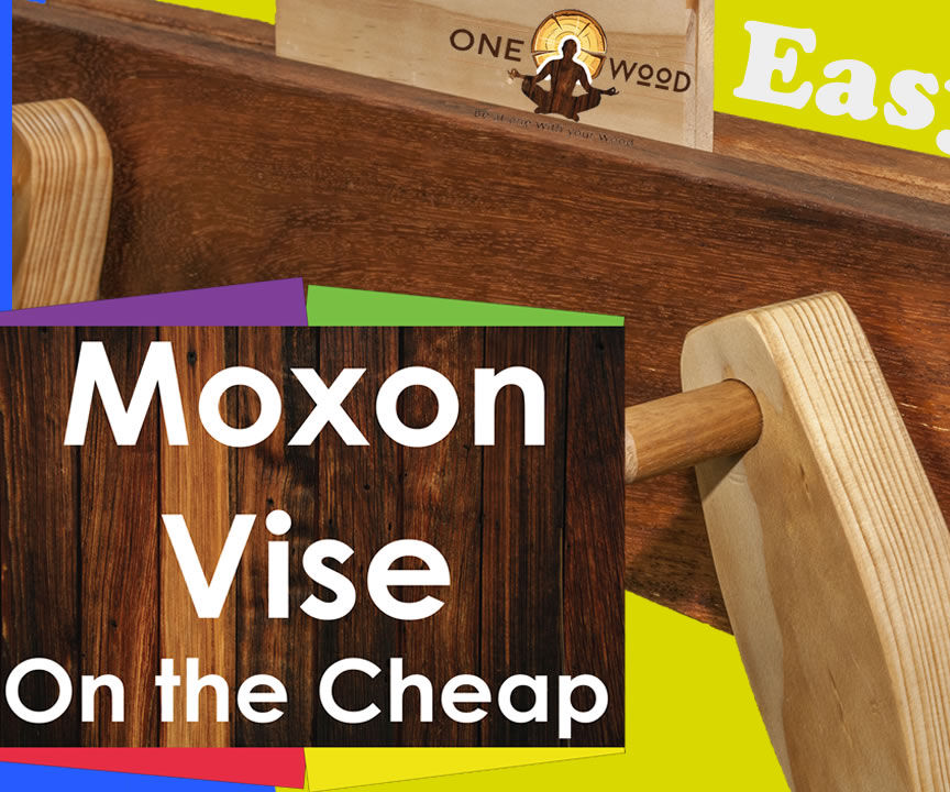 Moxon Vise Woodworking project with Video tutorial - Beginners Project
