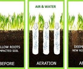 Soil Aerator for Pots
