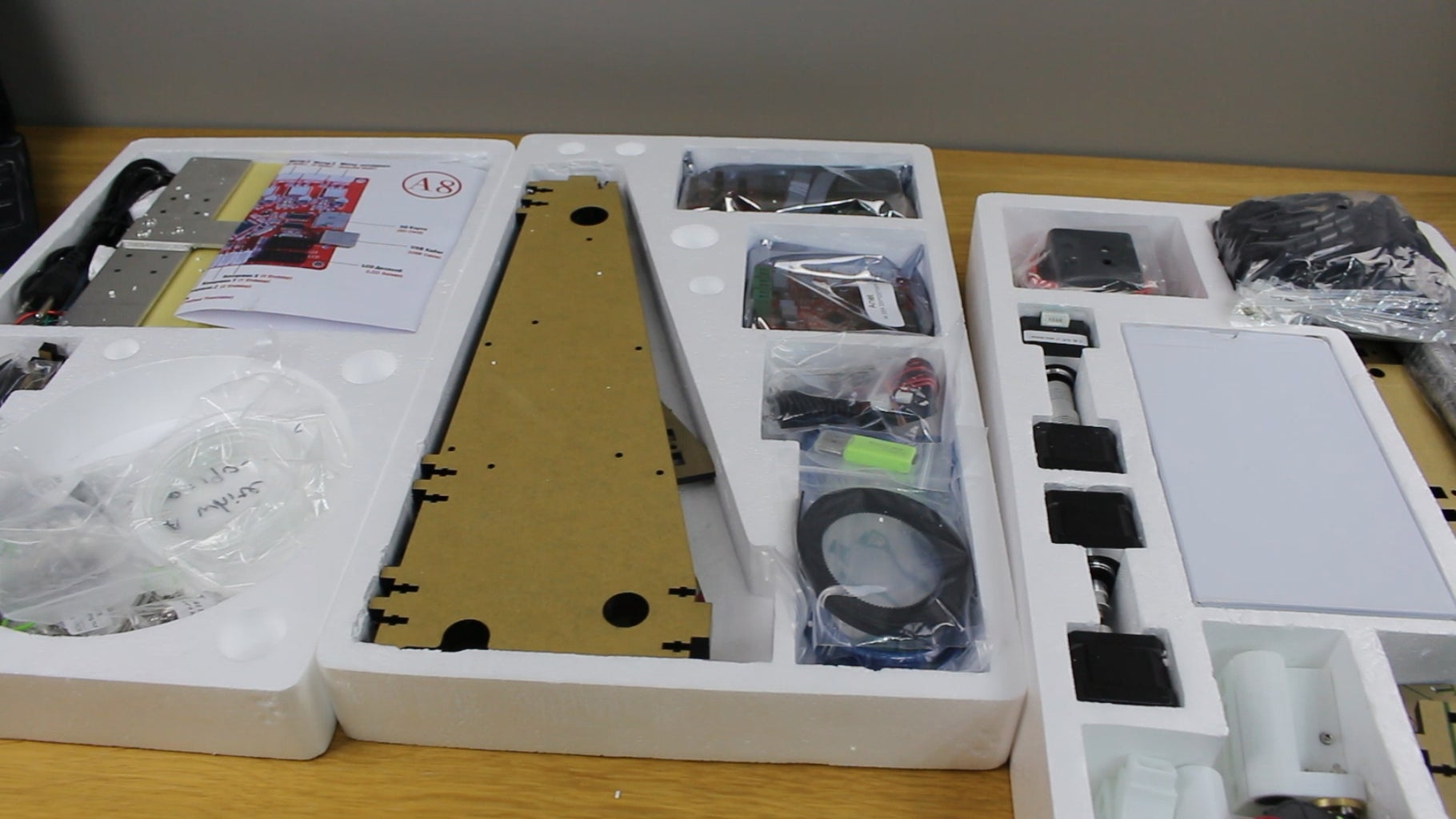 Unboxing/Assembly