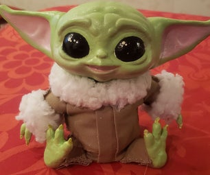 Baby Yoda That Dances and Sings - Upgrading a Gizmo Doll
