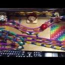 Desk Toy - a Knex Ball Machine