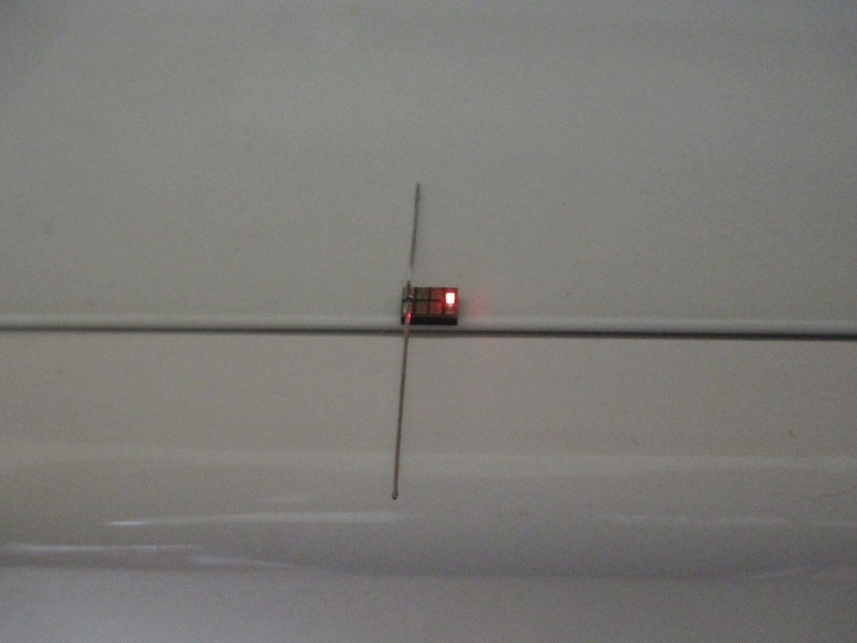 Microwave Energy Detector & Wireless Energy Harvesting
