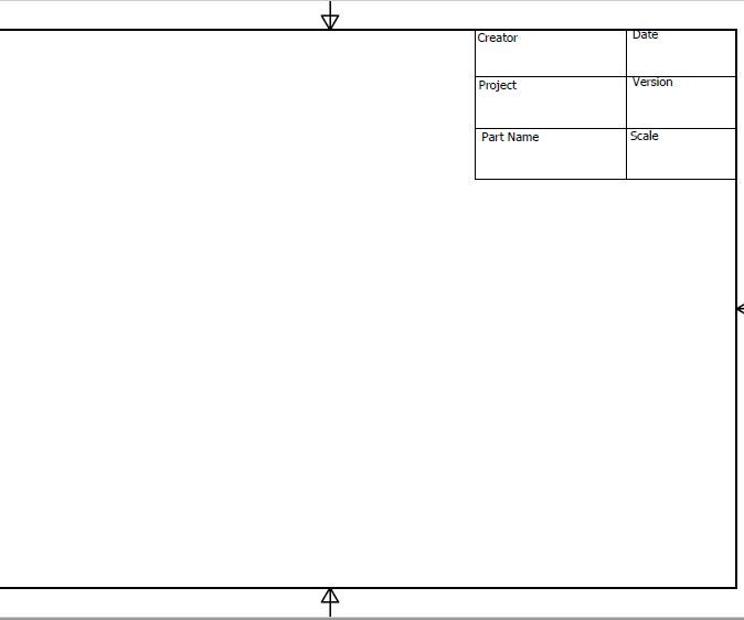 Autodesk Inventor 2017 Drawing Template (.IDW)