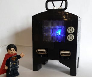 Quick & Easy Lego USB Hub