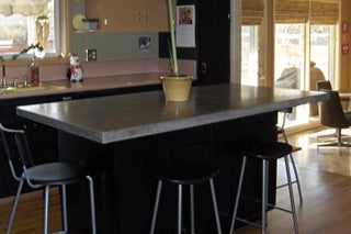 Basic Concrete Countertop 13 Steps With Pictures Instructables