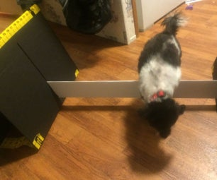 How to Make a Dog Agility / Trick Hurdle 90% Cheaper, Than Purchasing It From an Online Store.