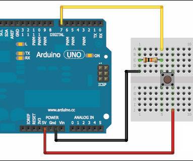 Arduino Button