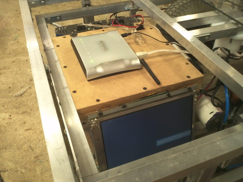 Finishing the Electronics...
