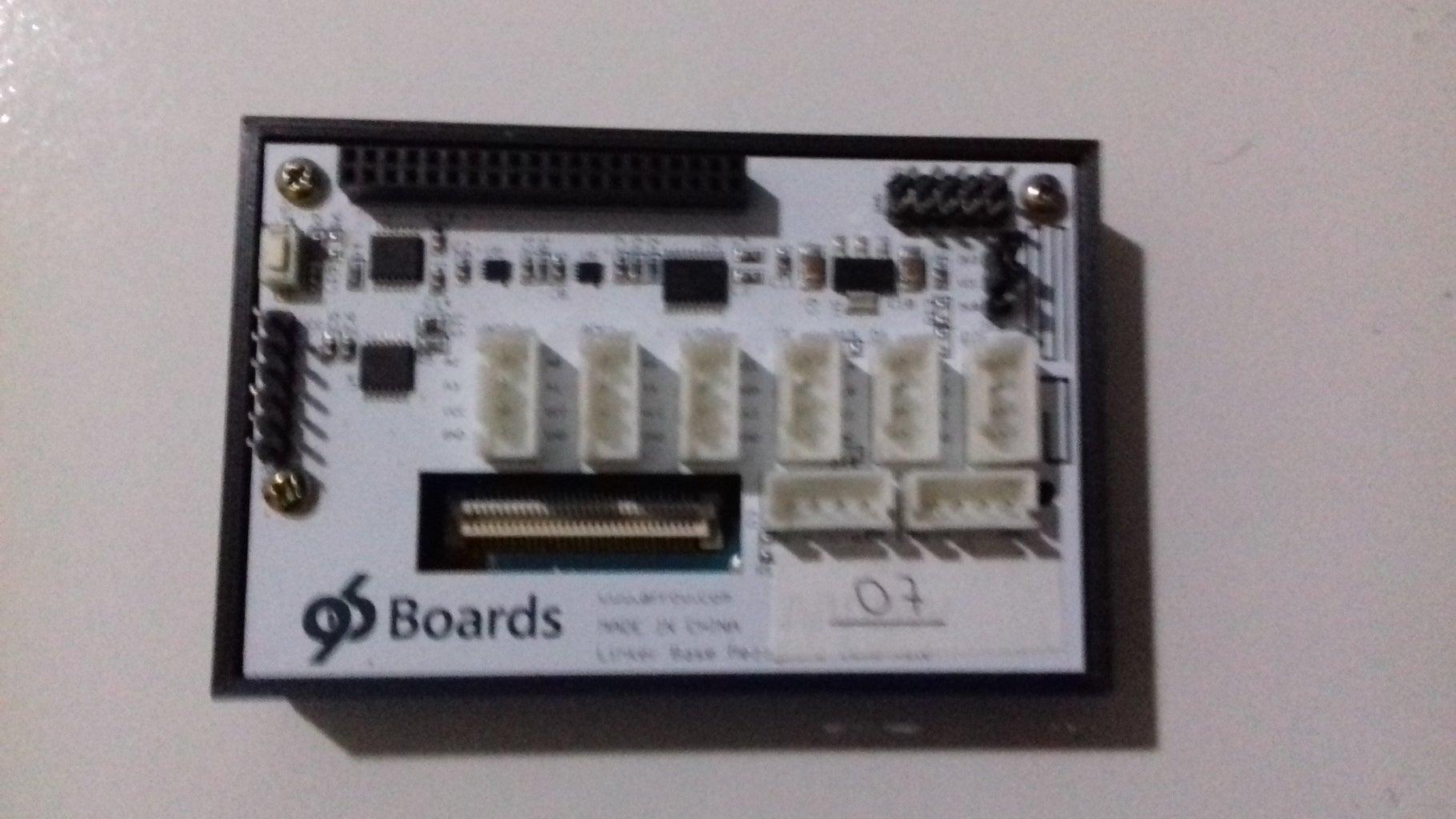Conectando E Configurando Sensores